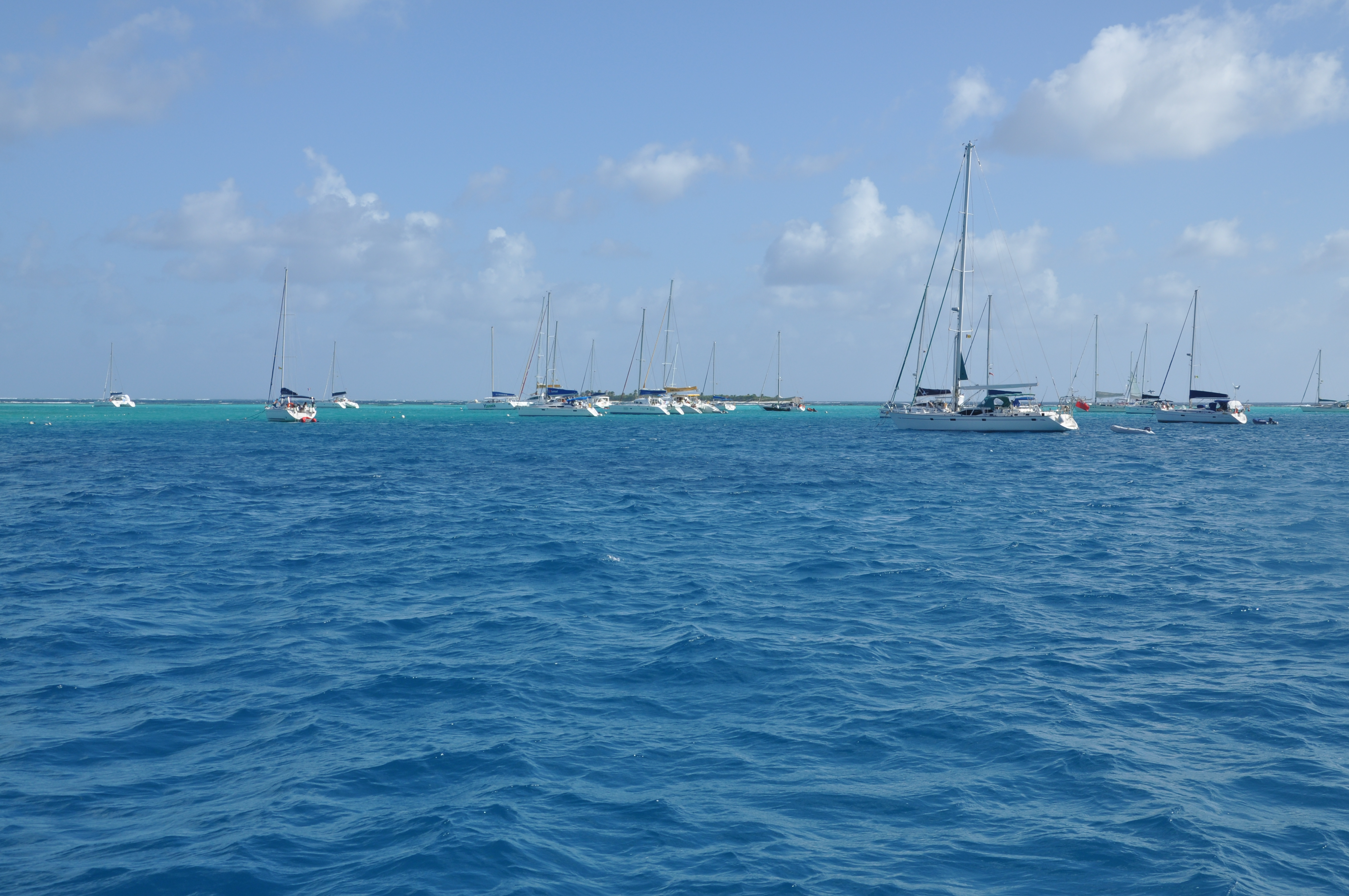 <- The Tobago Cays (08-09.12)