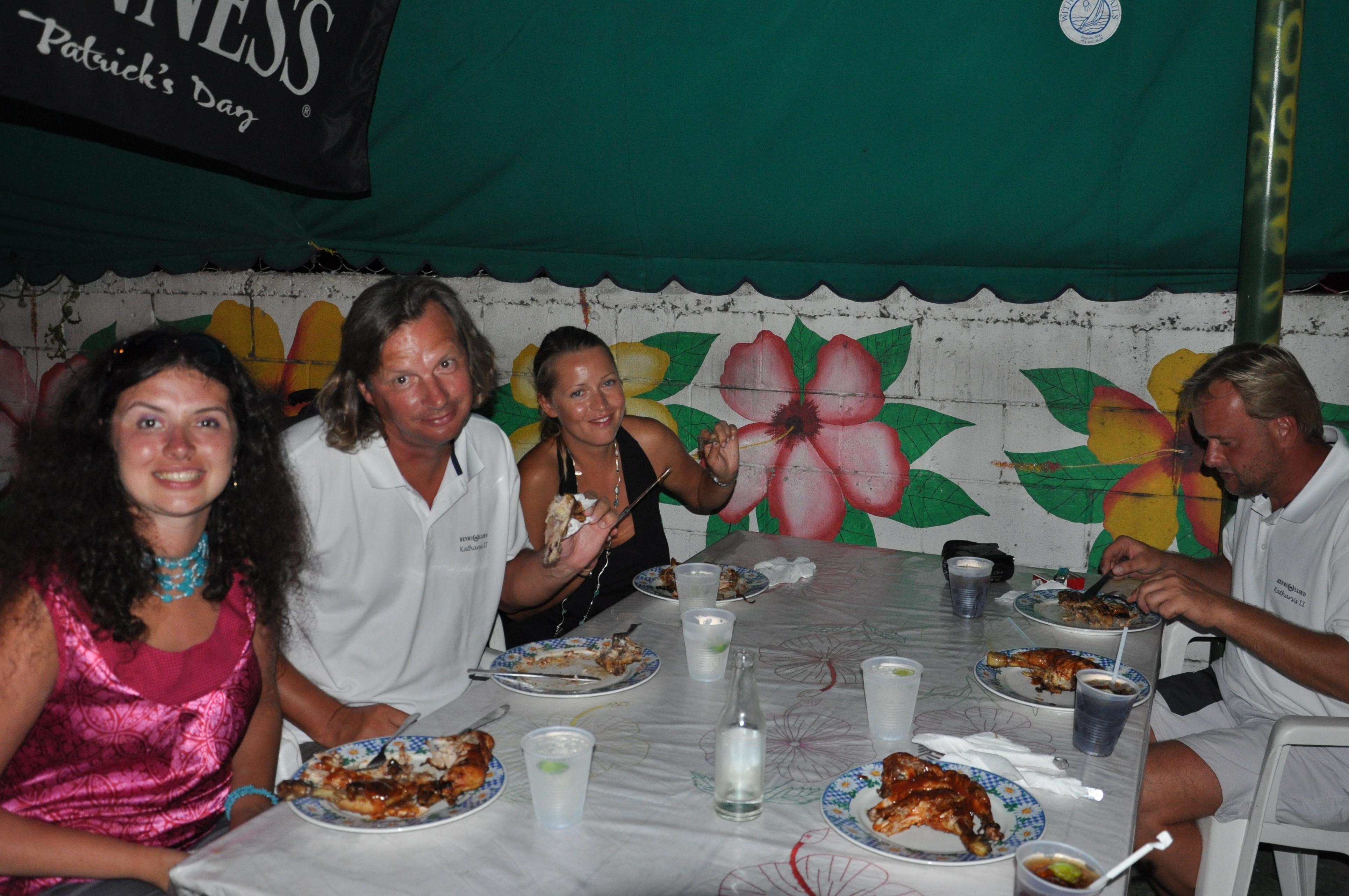<- Bequia i zdjęcia przy Wallilabou (11-12.02)