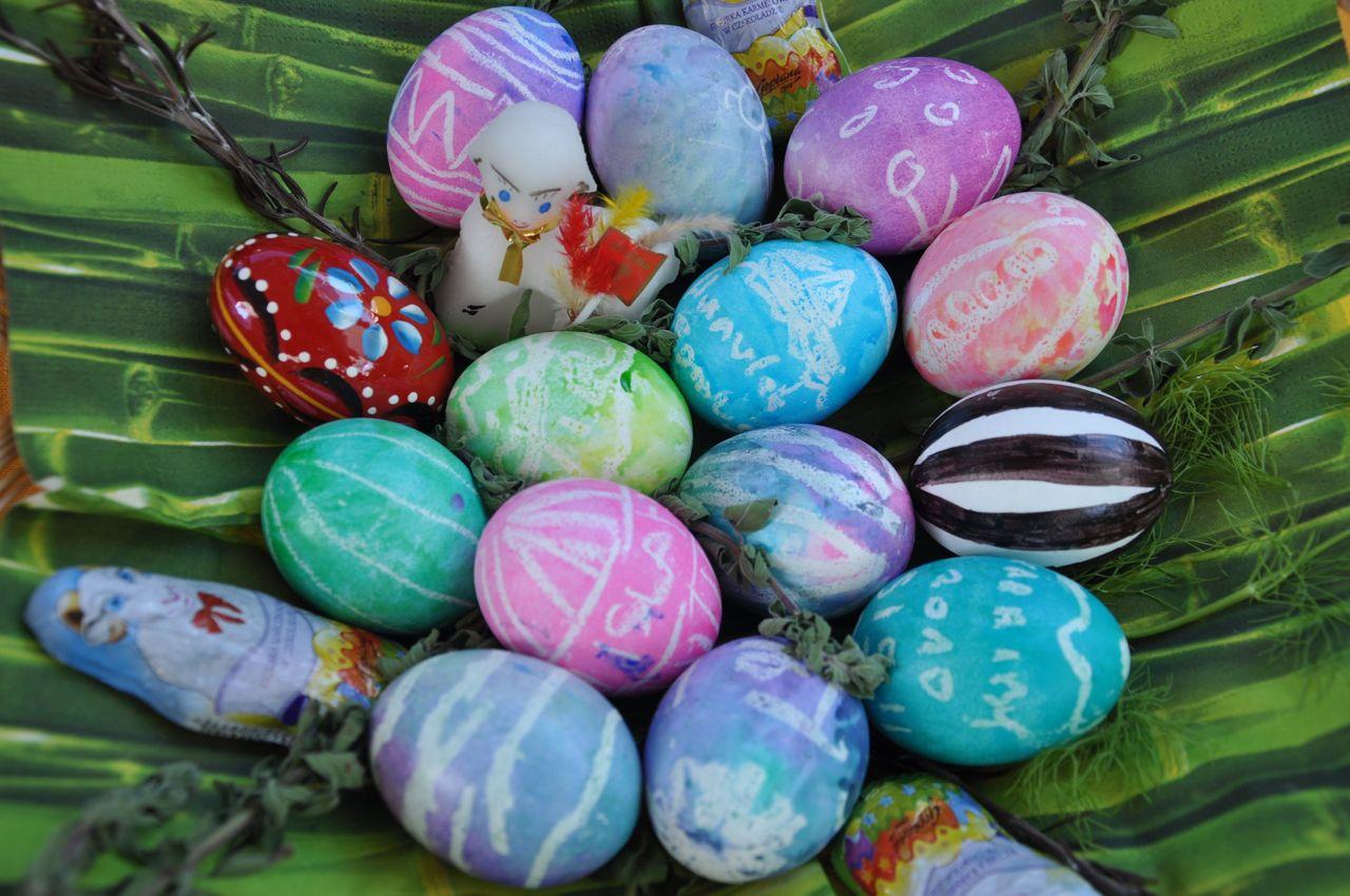 Wielkanoc i przygotowania (03-04.04)