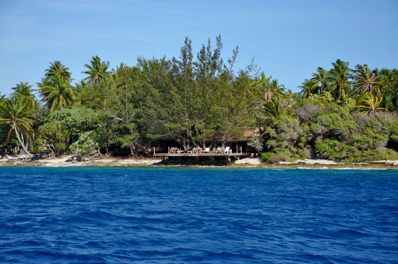Tuamotu – pierwsze wrażenie
