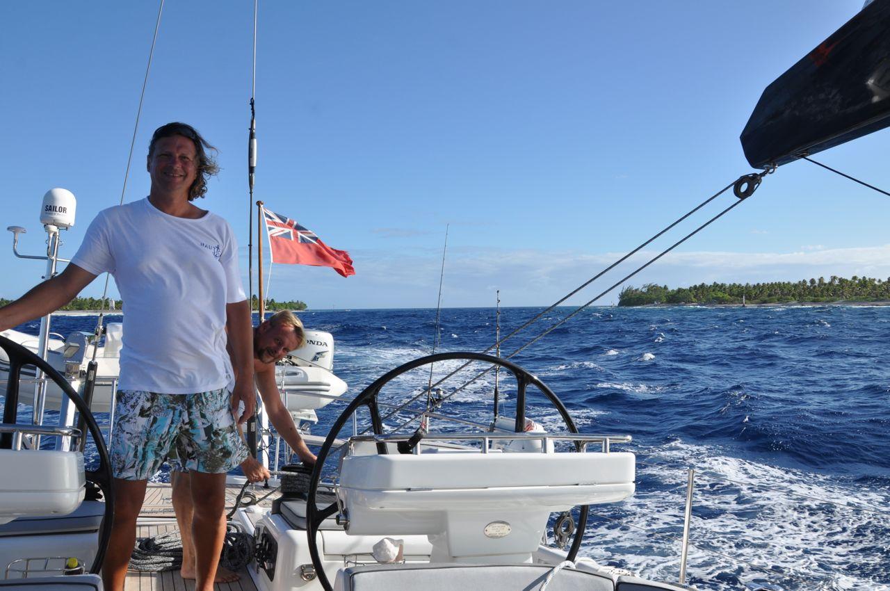 Z Rangiroa na Tahiti
