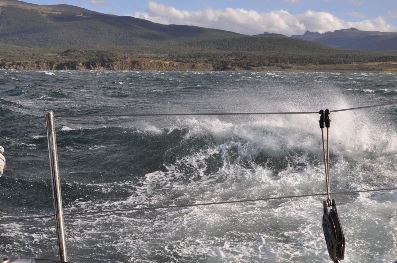 Ruszamy w Kanały Patagonii