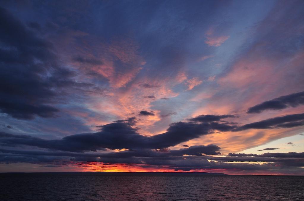 Kotwicowisko w Punta Arenas i przygoda pontonowa