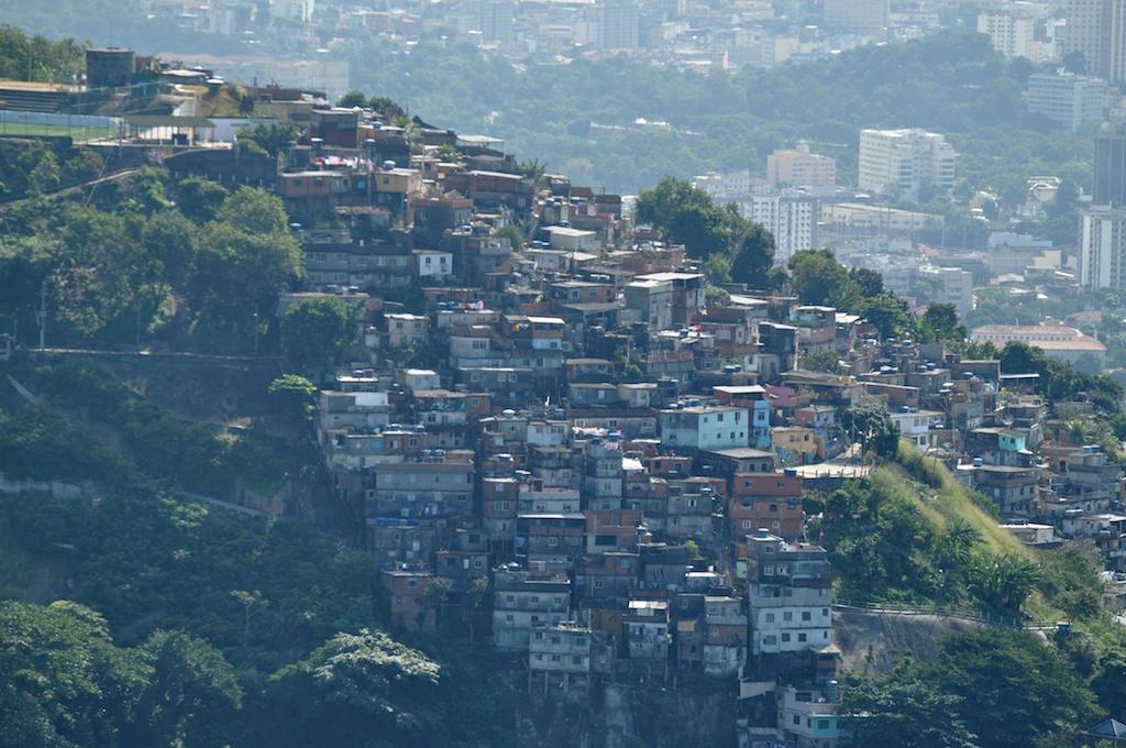 Favele Rio de Janeiro