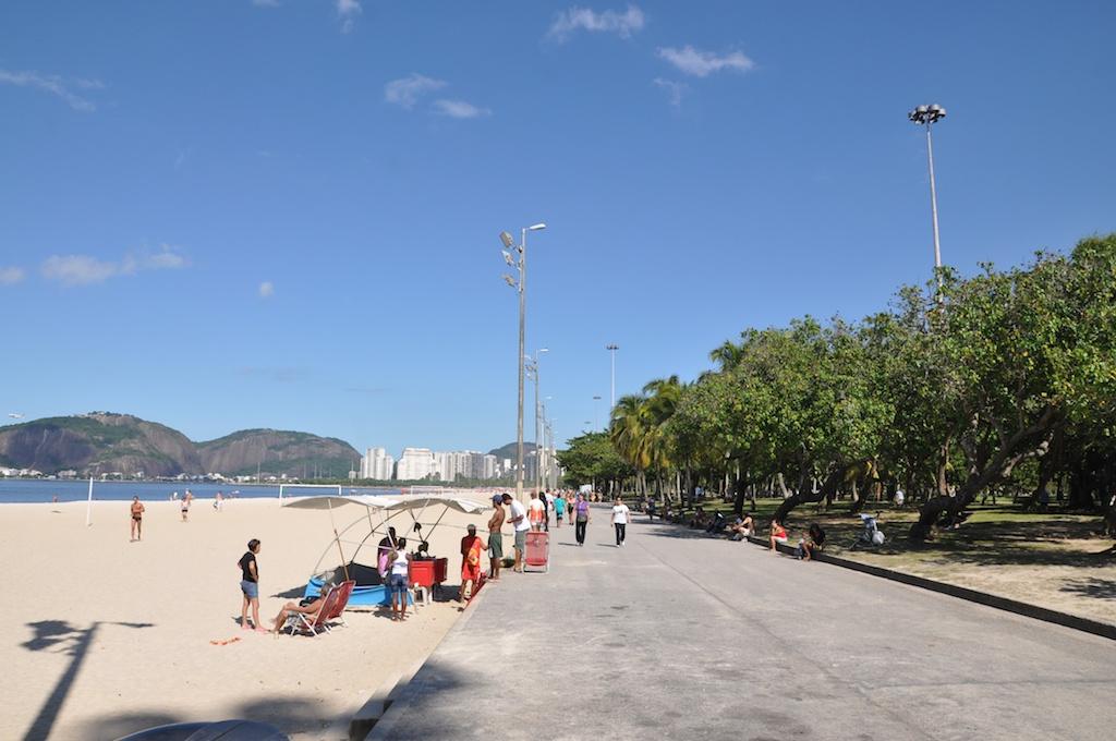 plaże Rio de Janeiro