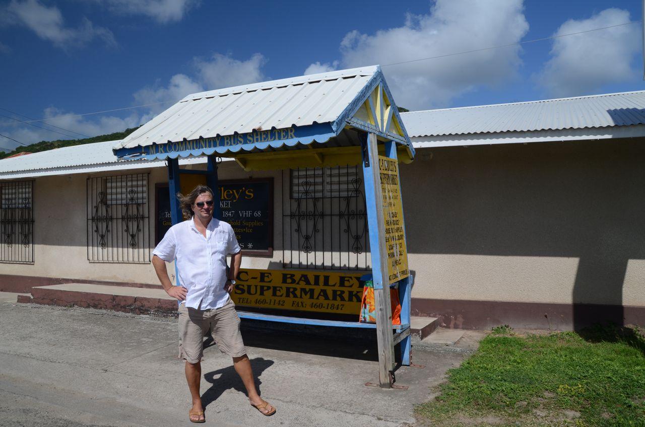 Pożegnanie z Antigua