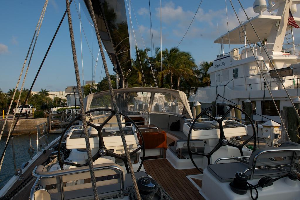 Płyniemy z Meksyku do USA, do Key West na Florydzie