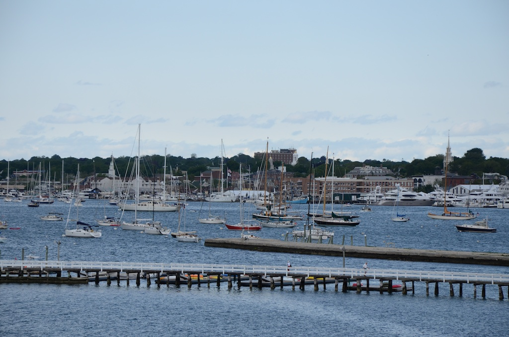Newport i Boston
