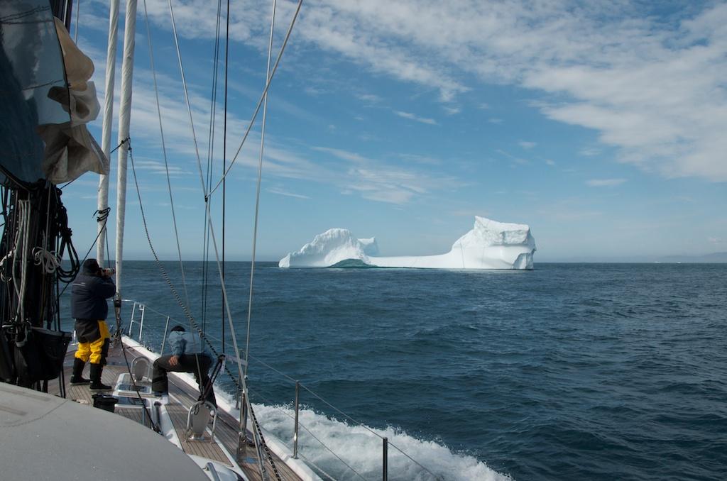 Pierwsza gora lodowa