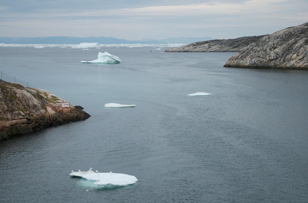 Uwięzieni w lodach w Ilulissat