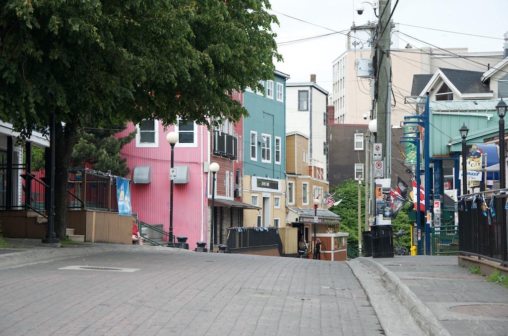Kolorowe St. John's