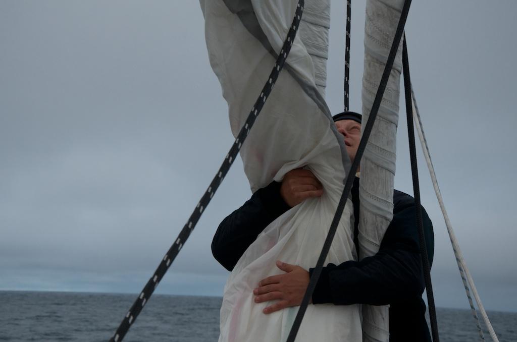 Czarny piątek na Morzu Beauforta