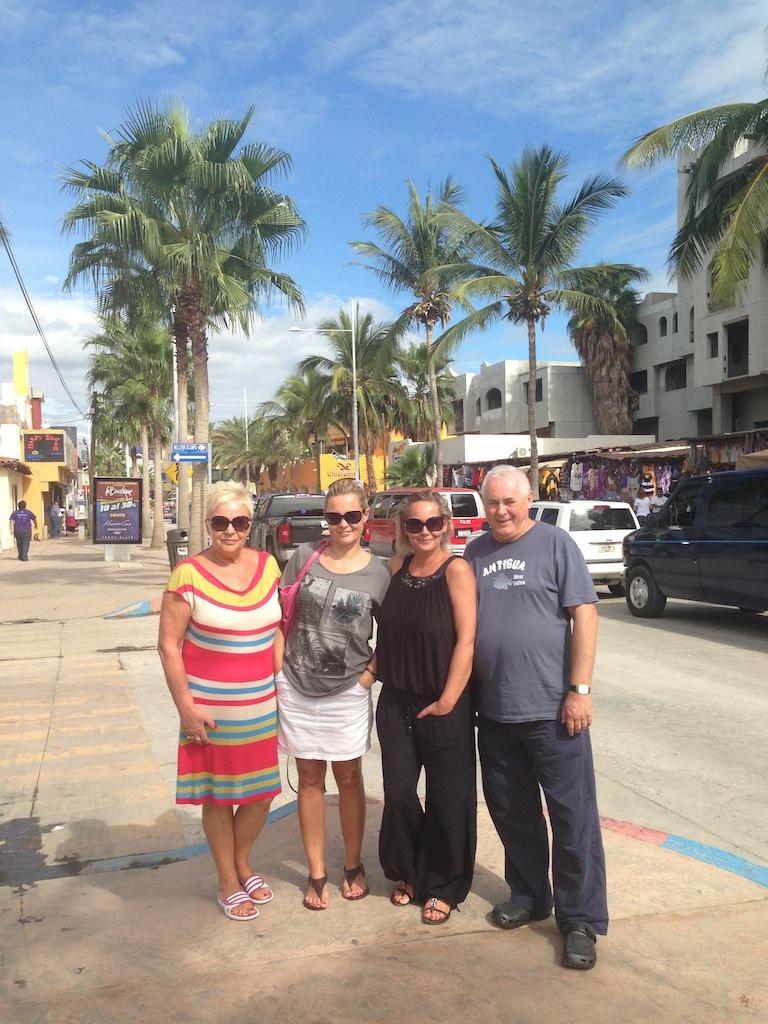 Wspomnienia z Meksyku cz.1 – Jeszcze w Cabo San Lucas