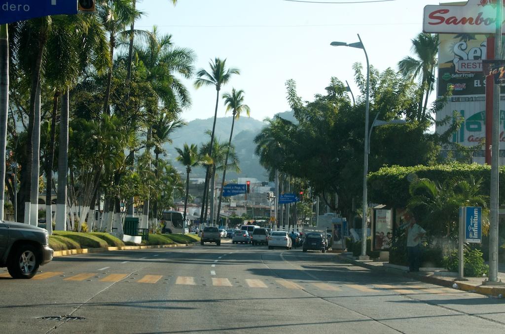 Wspomnienia z Meksyku – cz.8 Acapulco