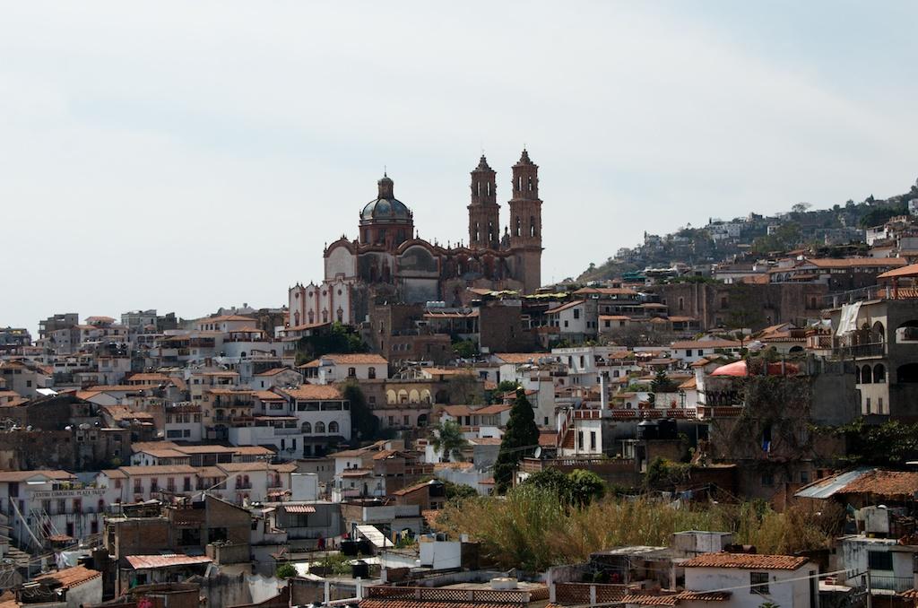 Wspomnienia z Meksyku cz.7 – Taxco