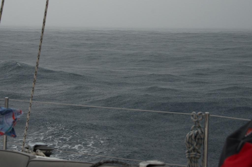 50 000 mil morskich żeglugi Katharsis II i domknieęie pętli wokół obu Ameryk