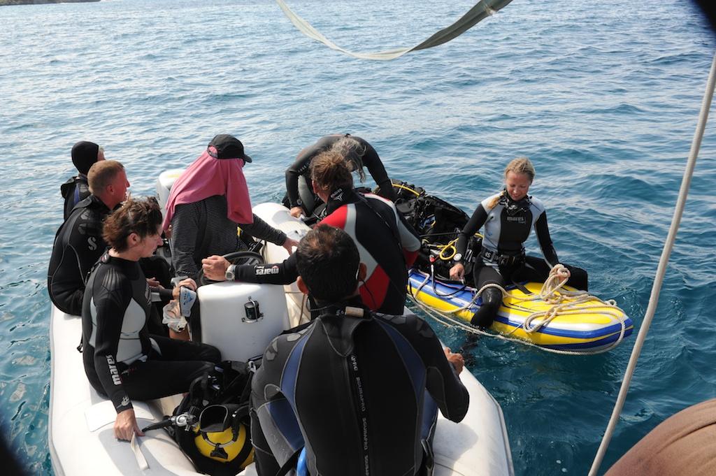 Isla del Coco – nasze nurkowanie