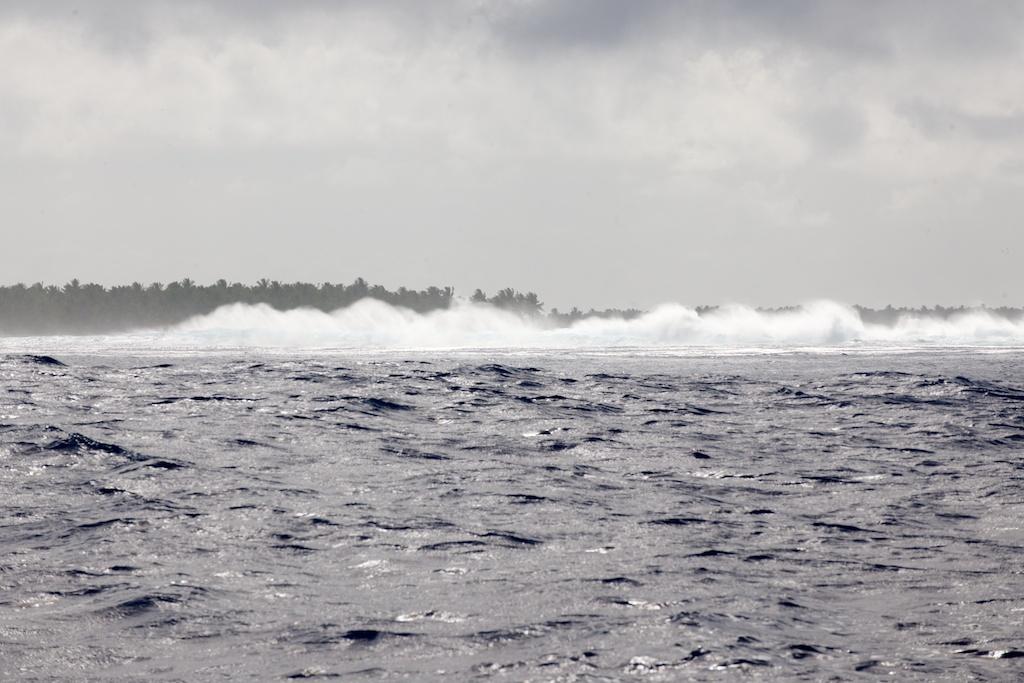 Pierwsze atole i nurkowania na Tuamotus