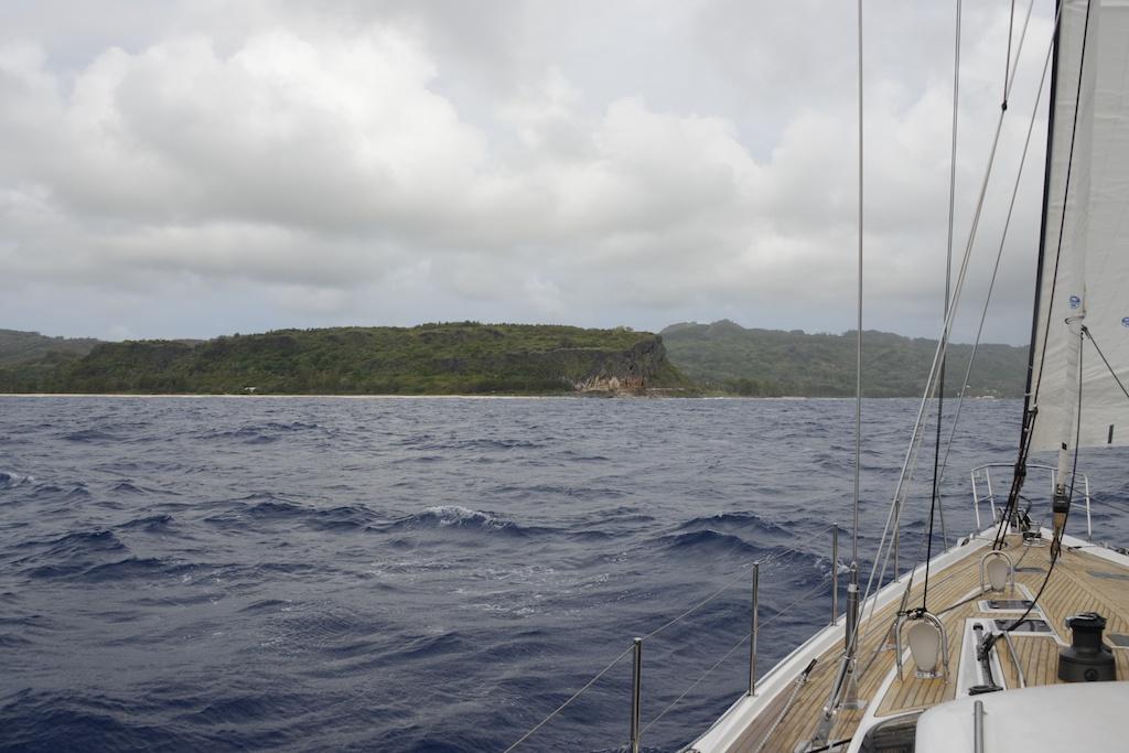 Rurutu i powrót na Bora Bora