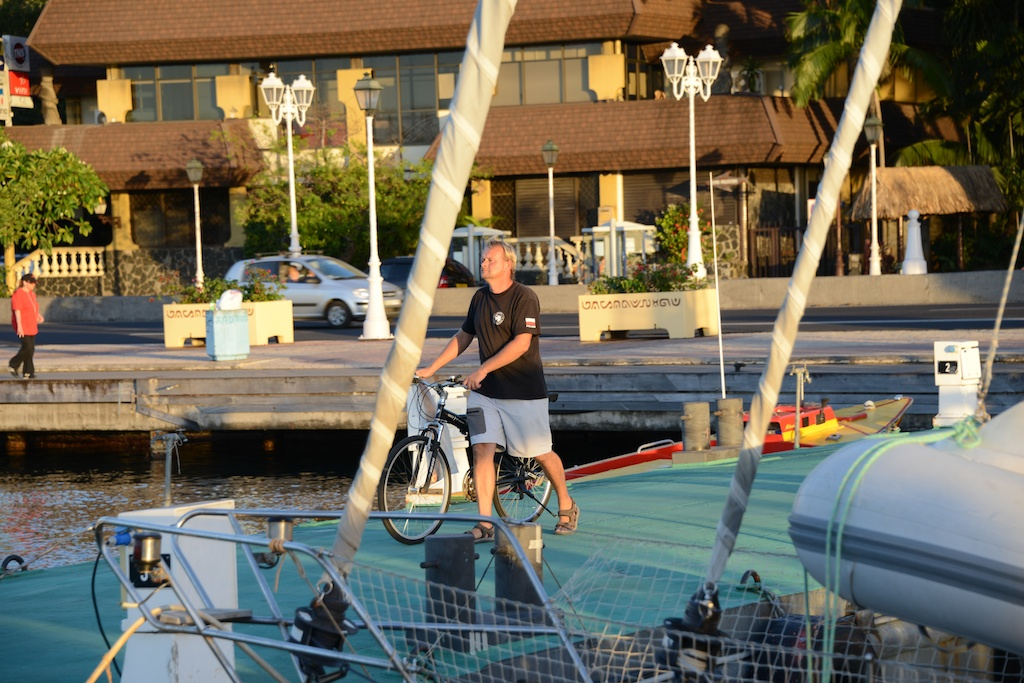 Tahiti – czas na rozpoczęcie kolejnej przygody