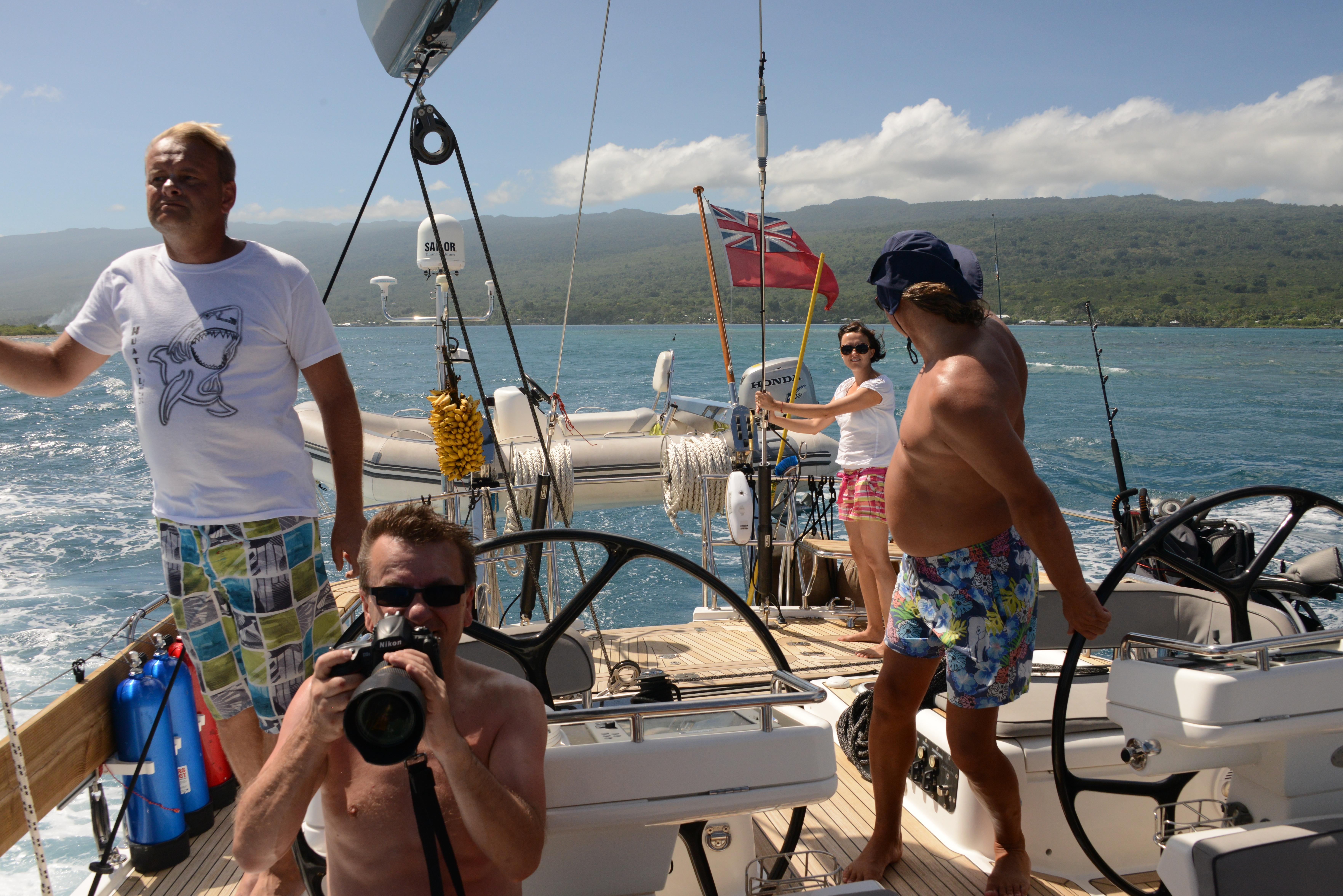 Ruszamy ku brzegom Królestwa Tonga – Niuatoputapu