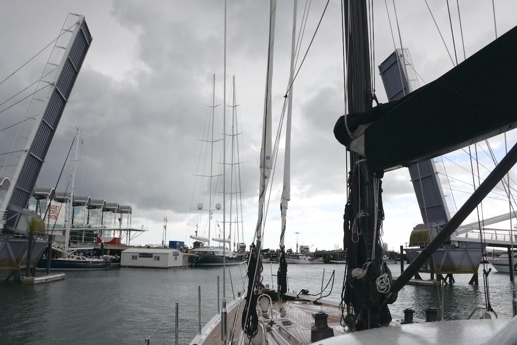 Katharsis II w rejsie dookoła Nowej Zelandii – pierwszy sztorm na Morzu Tasmana za nami