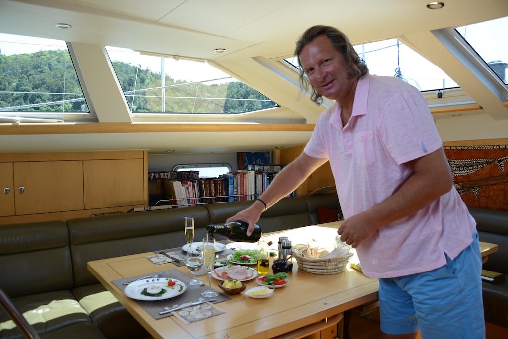 Plaże Parku Narodowego Abela Tasmana i uczty urodzinowo-imieninowe