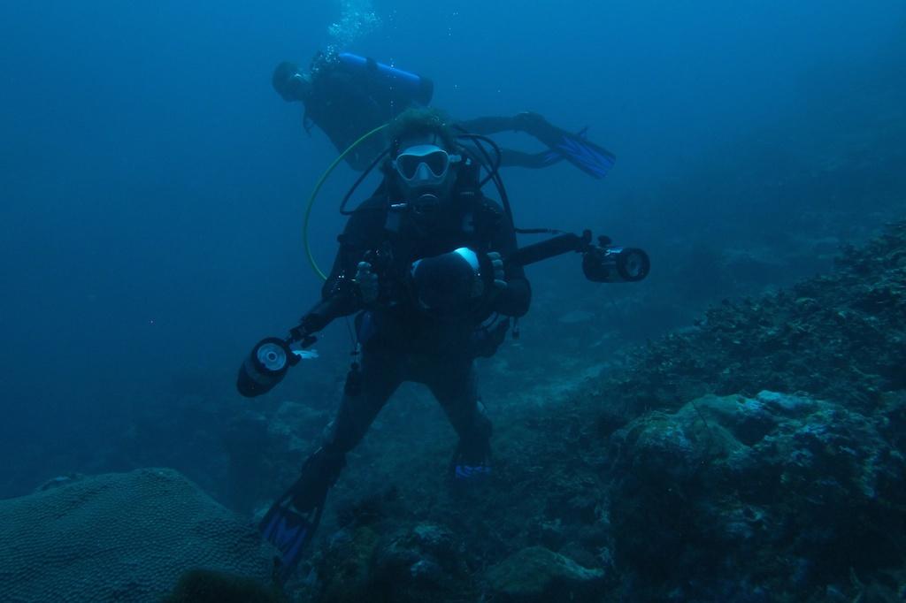 Nurkowania na Wyspach Salomona