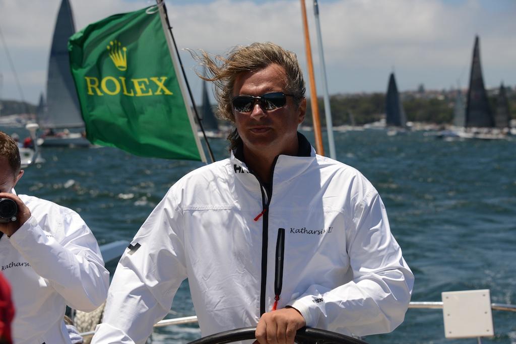 Katharsis II w Rolex Sydney Hobart Yacht Race 2014