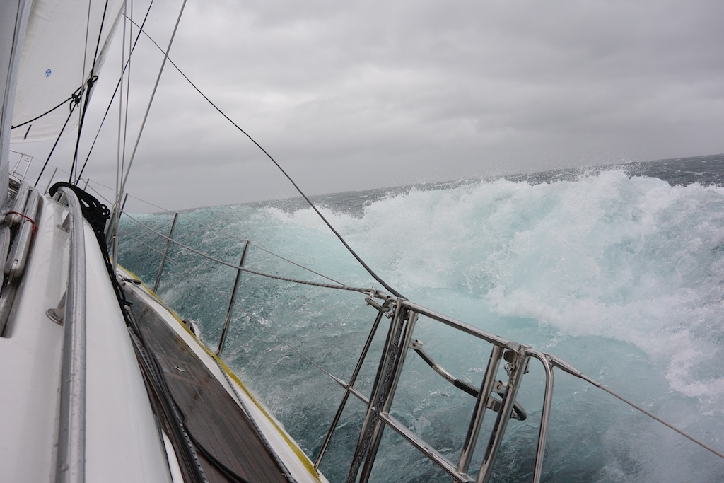 Wody Antarktyki za nami