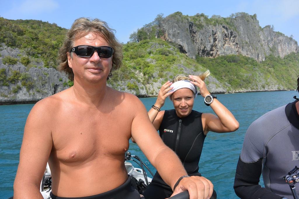 Wspomnienie z zeszłorocznego nurkowania na Luizjadach (wrzesień 2014) i wyczekany konik morski