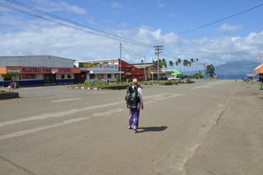 Alotau i Milnie Bay