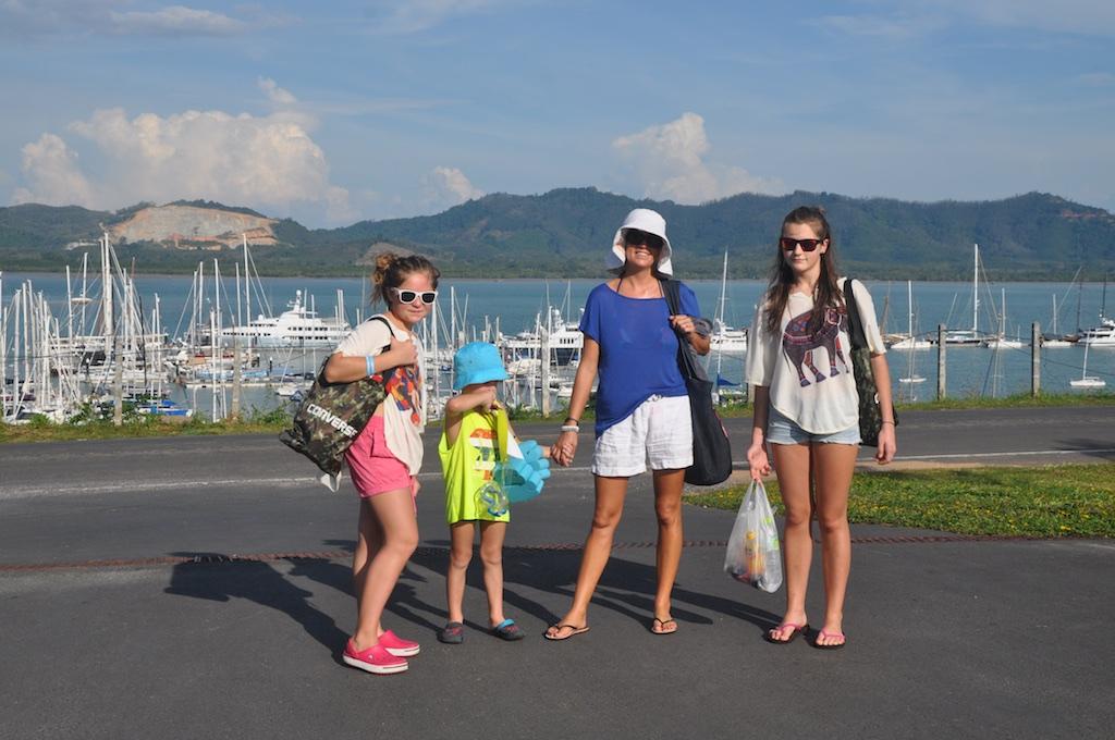 Tajlandia rodzinnie