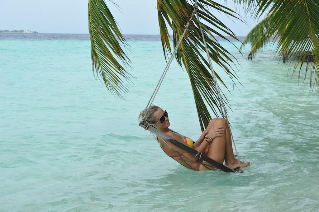 Słoneczne wakacje na Malediwach
