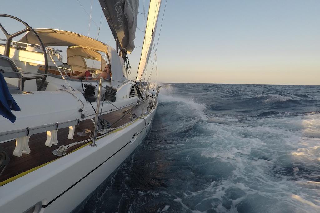 W kierunku Kanału Mozambickiego