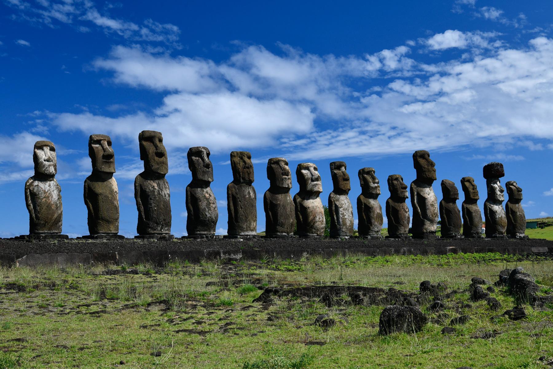 Wyspa Wielkanocna – powrót po 9 latach