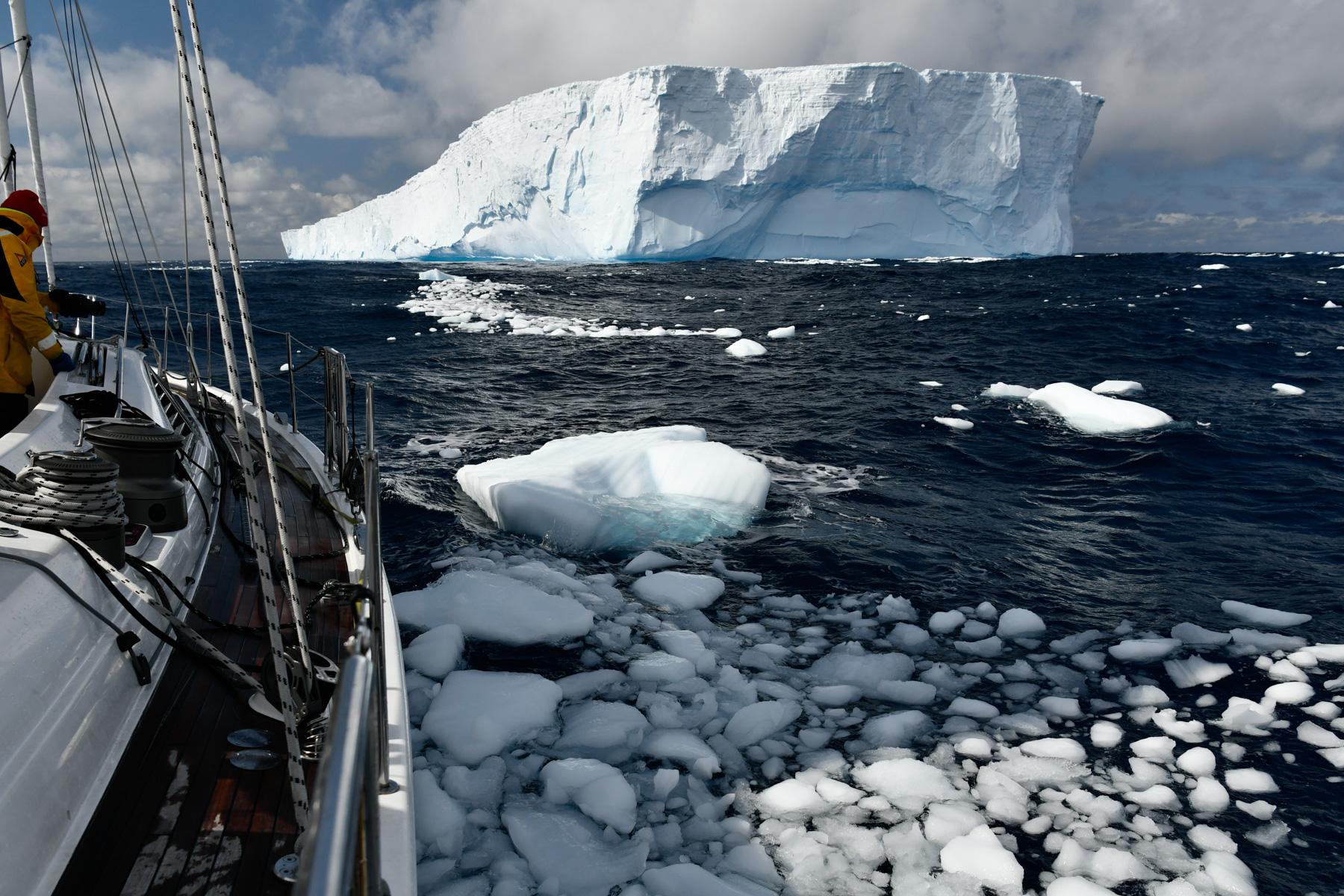 Ostatnia prosta z Antarktydy do Kapsztadu